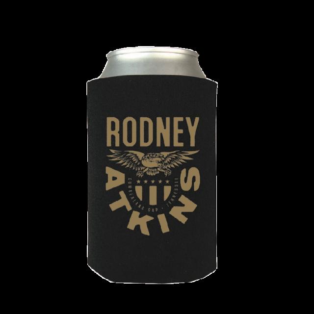 Rodney Atkins Black Eagle Can Coolie